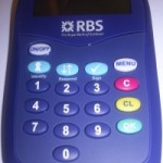 RBS Internet Banking – the card reader has arrived!
