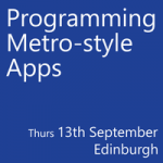 Workshop: Programming Metro-style Apps