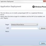 DDD North 2 – Windows Phone agenda app
