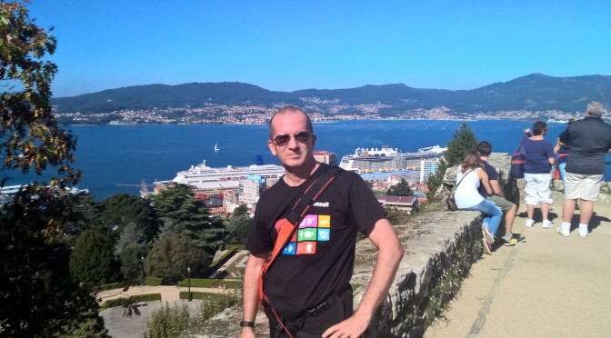 Running in Vigo