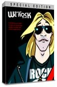WeRock DVD cover